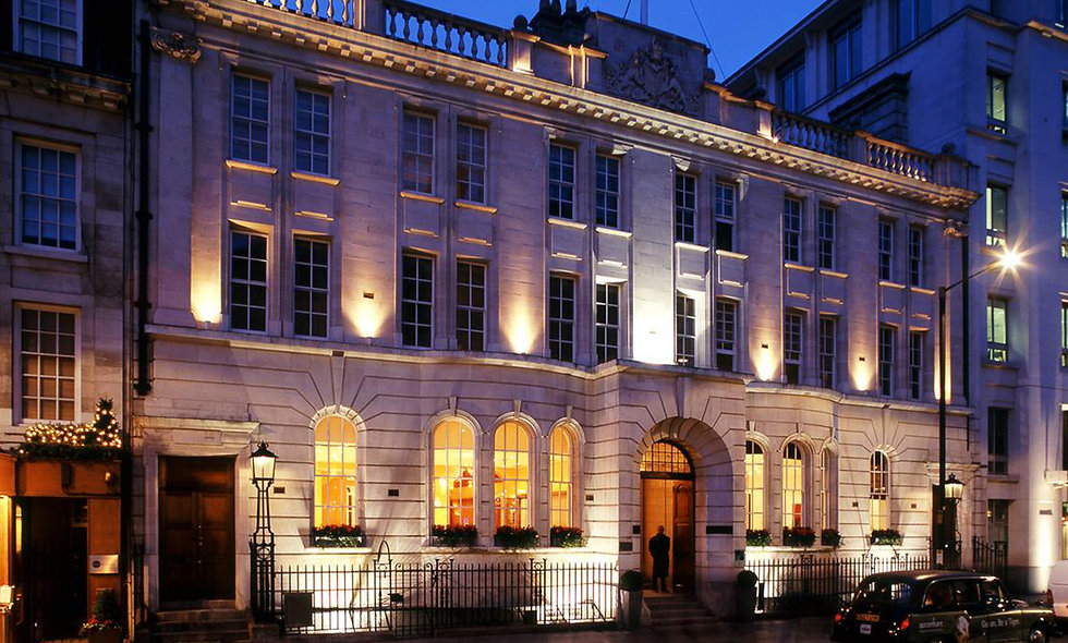 Three Course Meal and Champagne Cocktail for Two at the Courthouse Hotel