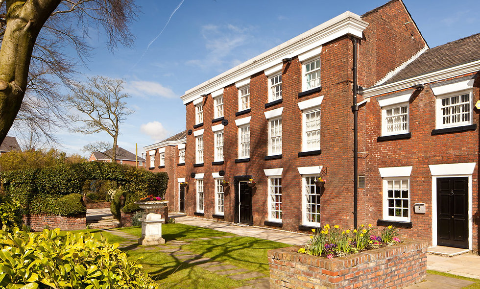Two Night Break for Two at the Bolton Georgian House