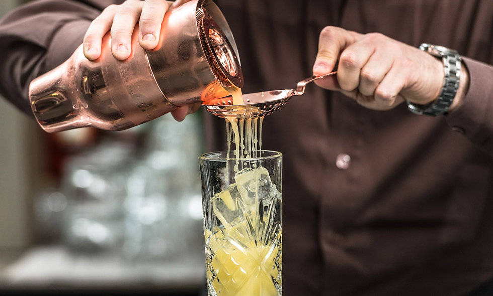 Cocktail Masterclass and Canap's for Two at Hotel Xenia