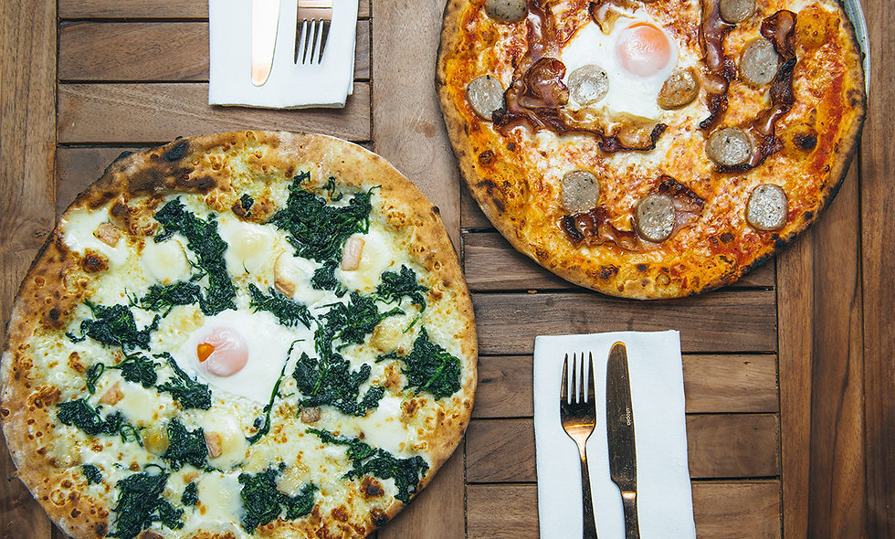 Weekend Italian Brunch with Unlimited Prosecco for Two
