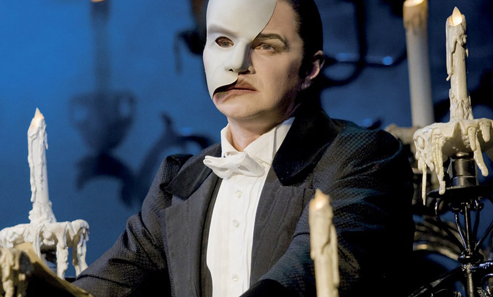 Phantom of the Opera Top Priced Theatre Tickets and Dinner