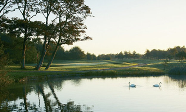 One Night Weekend Break for Two at Formby Hall Golf Resort