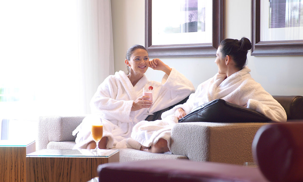 The Spa Experience and Rasul Mud for Two at Cameron House