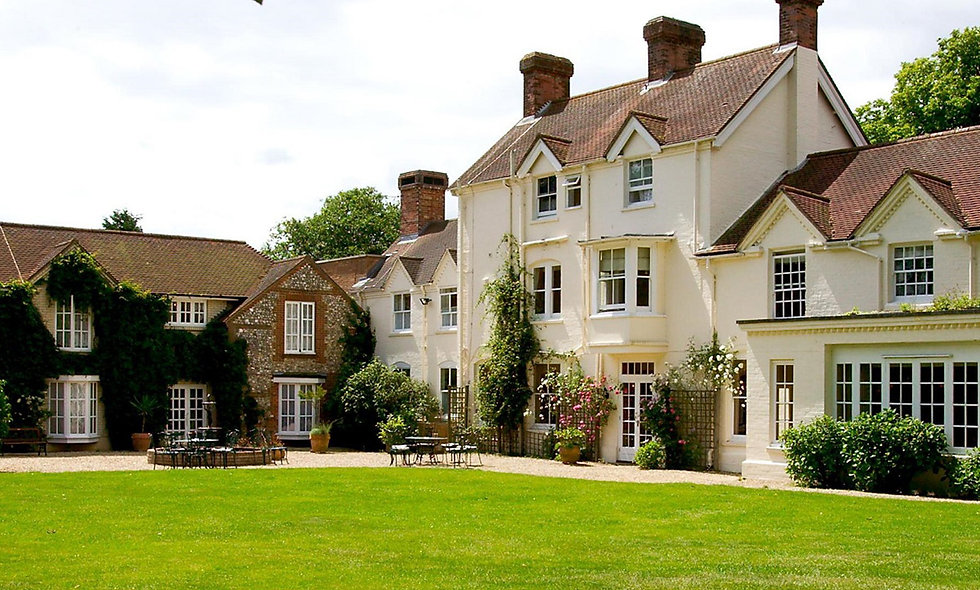 Two Night Country Hotel Break with Seven Course Tasting Meal