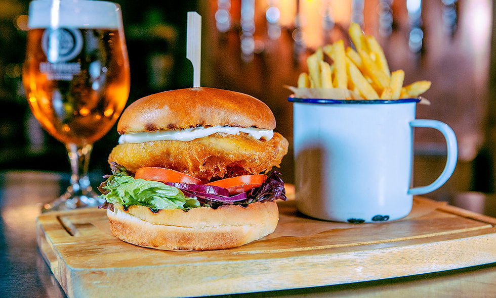 Beer Masterclass with Tastings and Gourmet Burger