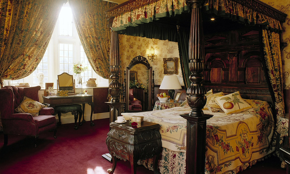 One Night Break in a Feature Room at Coombe Abbey