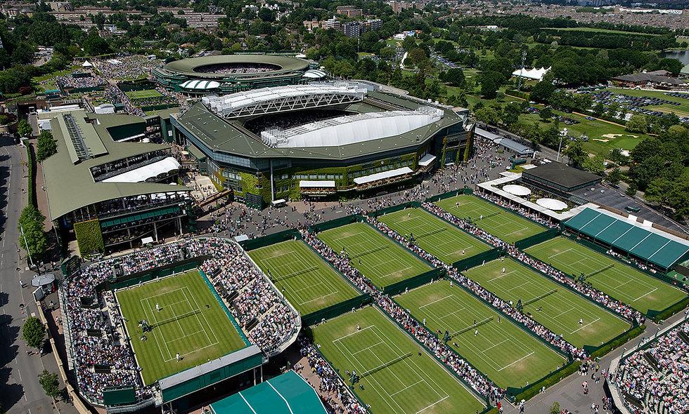 Wimbledon Tour for One Child