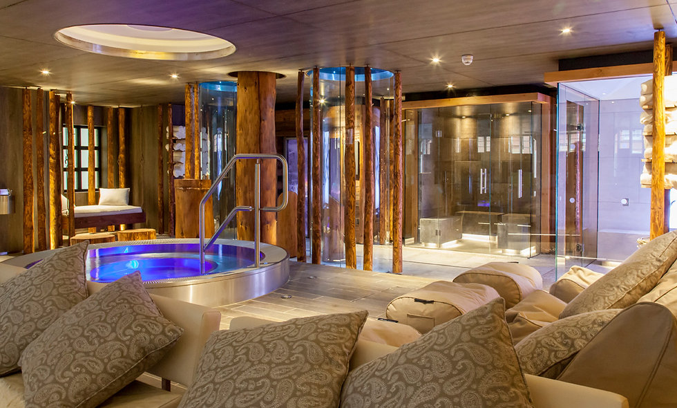 Champneys Essential Spa Day with Lunch at Tring Resort