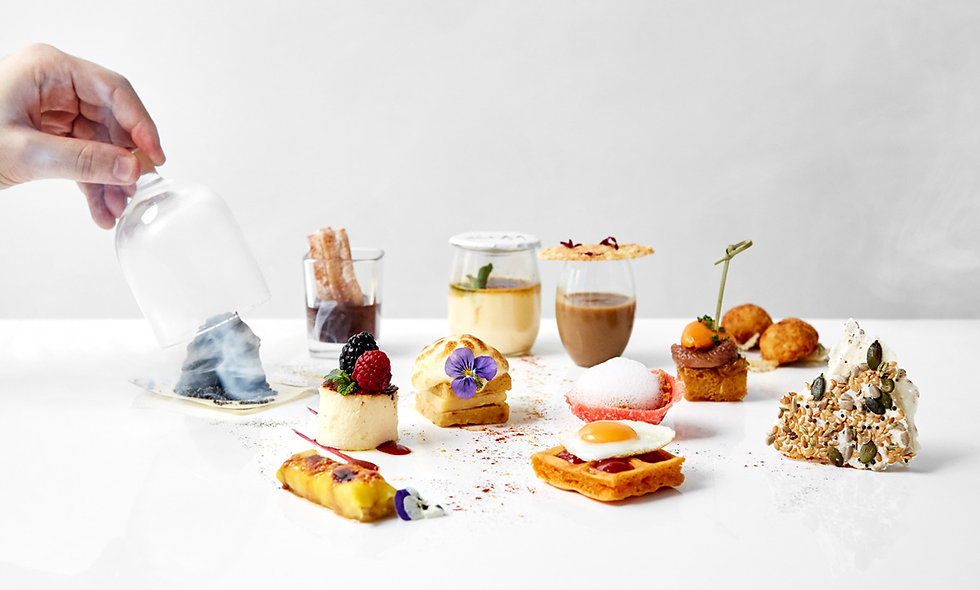 Afternoon Tea with Cava for Two at COMO The Halkin