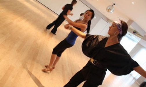 Dance Lesson Experience at Karen Hardy Studios