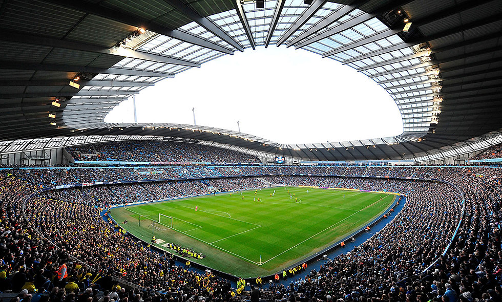 Manchester City Football Club Stadium Tour for One