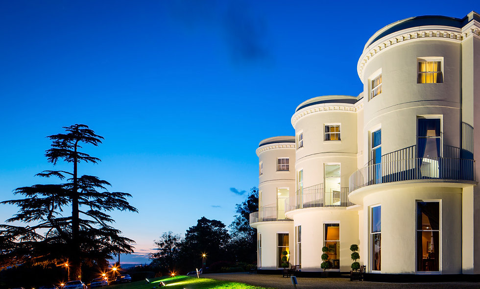 One Night Break for Two at the Bowden Hall Hotel