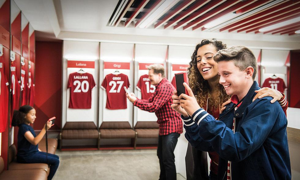 Liverpool FC Stadium Tour & Museum Entry
