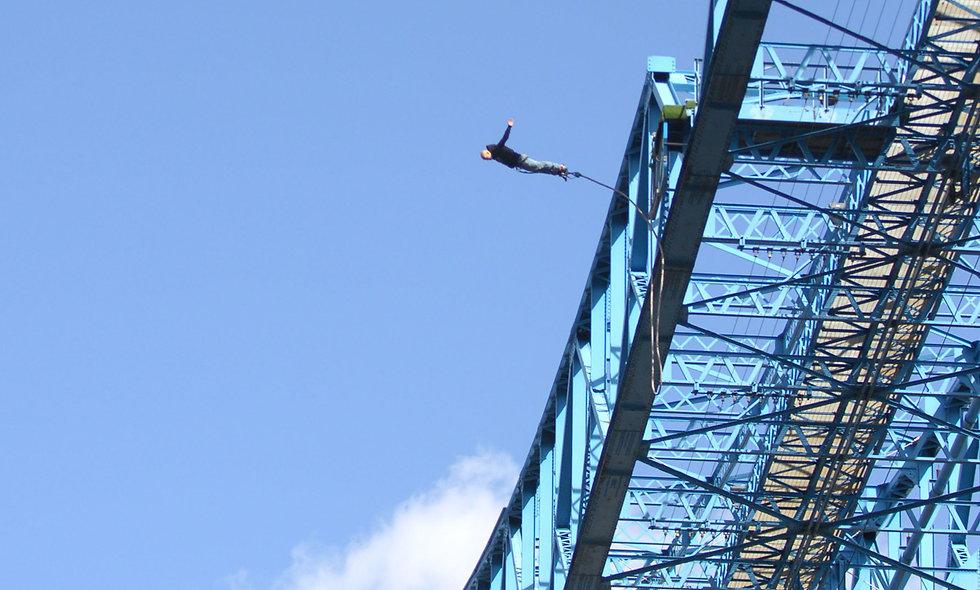 Bridge Bungee Jump