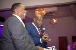 An Evening with Frank Bruno & Harold