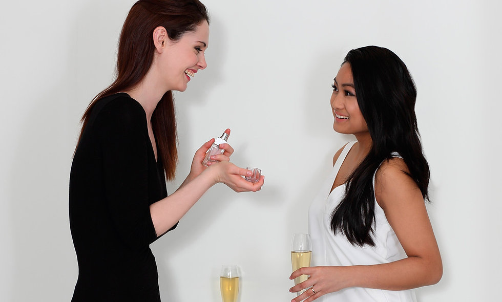 Design Your Own Perfume Platinum Experience with A