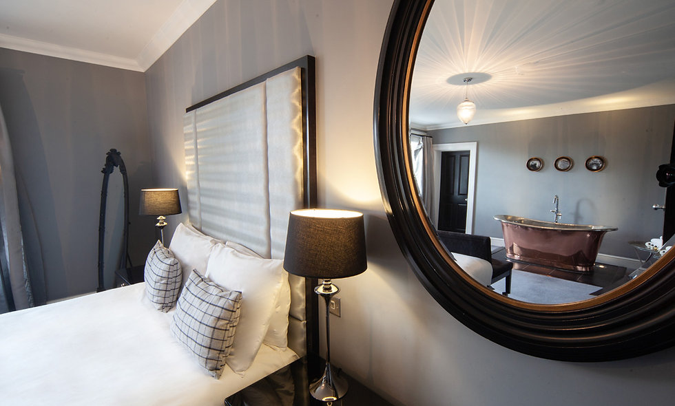 One Night Ely Break for Two at the Poets House Hotel