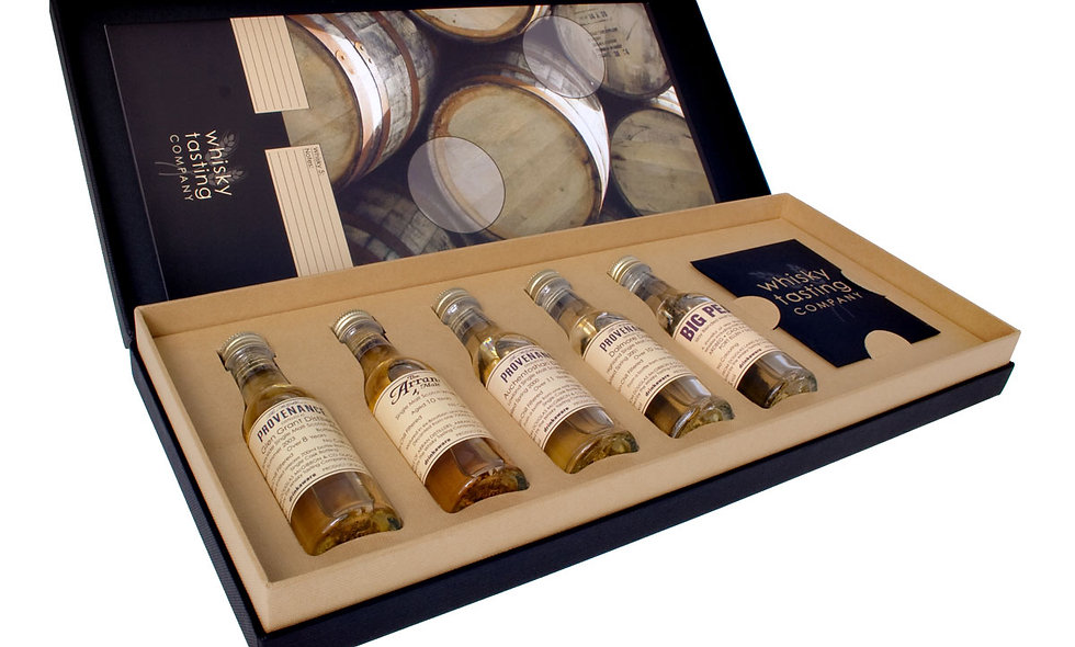 Isle of Arran Whisky Gift Set