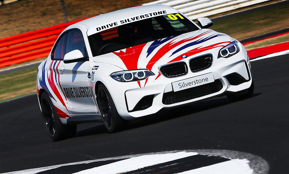 Drive Silverstone Race Car Experience - morning