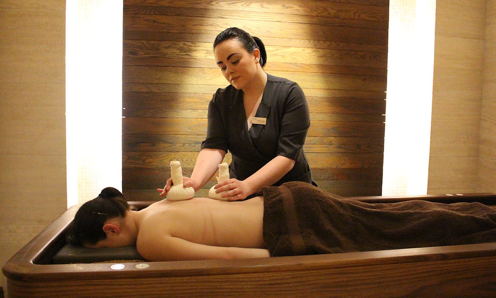Tranquil Hideaway Spa Experience with Two Treatments
