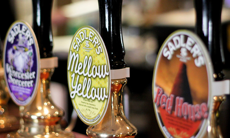Sadlers Ales Brew a Beer Day Experience for Two