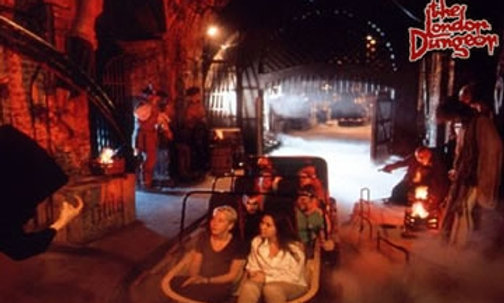 Family One Night London Break with Dinner and Visit to London Dungeons
