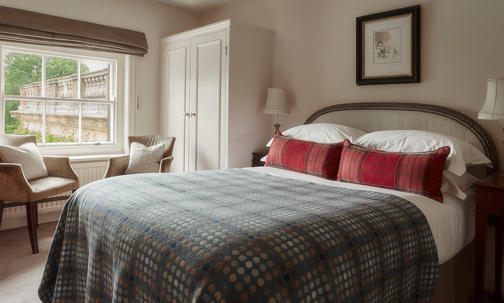 Two Night Countryside Break with Dinner for Two at the Elms, Worcestshire