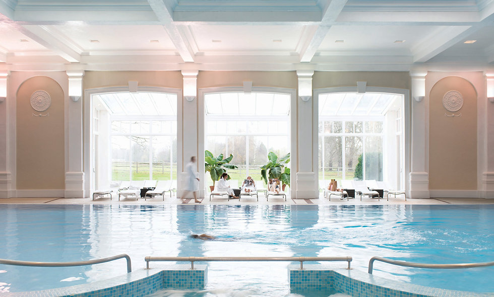 Champneys Essential Spa Day with Lunch for Two at Henlow Grange