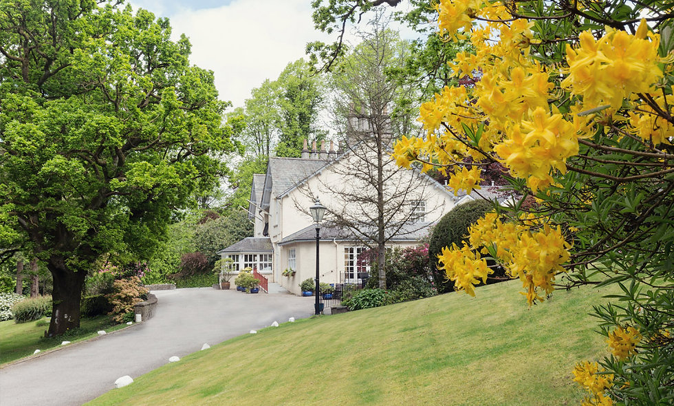 One Night Lake District Break for Two at Briery Wood Country House