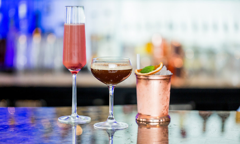Cocktail Masterclass with Canapes for Two at the 5* Mayfair hotel