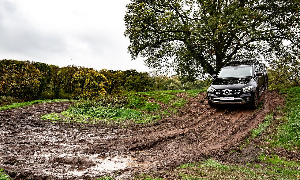 30 Minute Junior 4x4 Experience with Off Road Drive