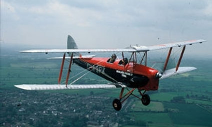 Tiger Moth Flight - 20 minutes
