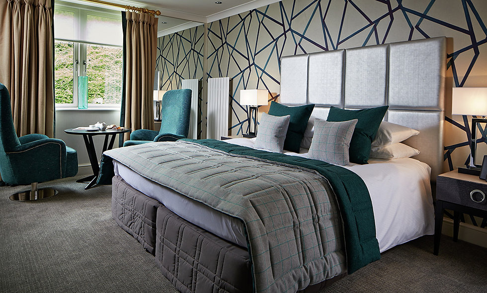 Two Night Spa Escape for Two at Rowhill Grange