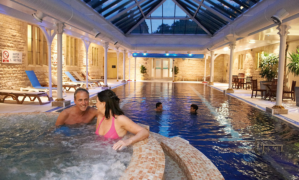 Leisure Club Day Pass for Two at a Warner Leisure
