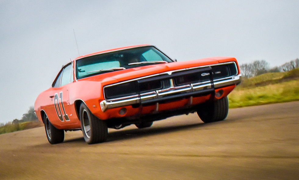 Dodge Charger American Muscle Car Blast
