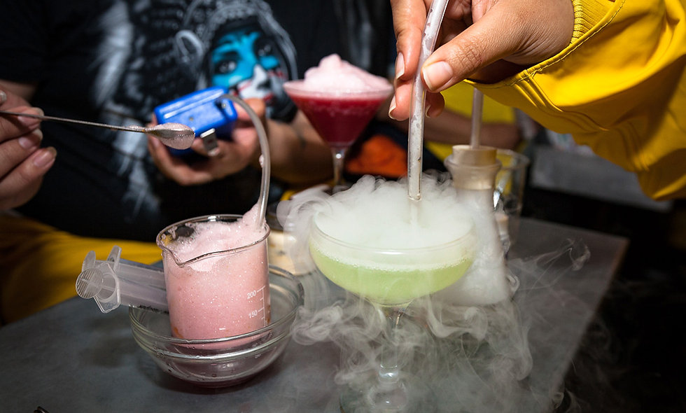 Molecular Cocktail Cooking Experience for Two at ABQ London