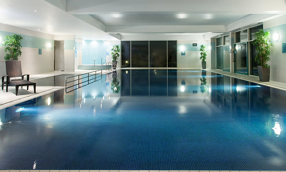One Night Escape with Treatment for Two at The Crown Plaza