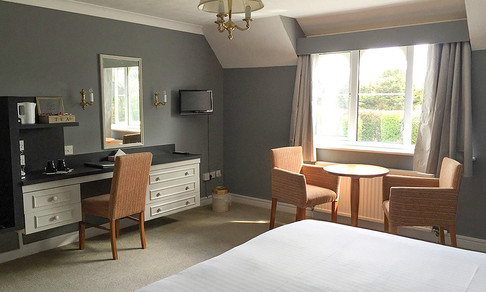 Four Night New Forest Escape for Two at the South Lawn Hotel