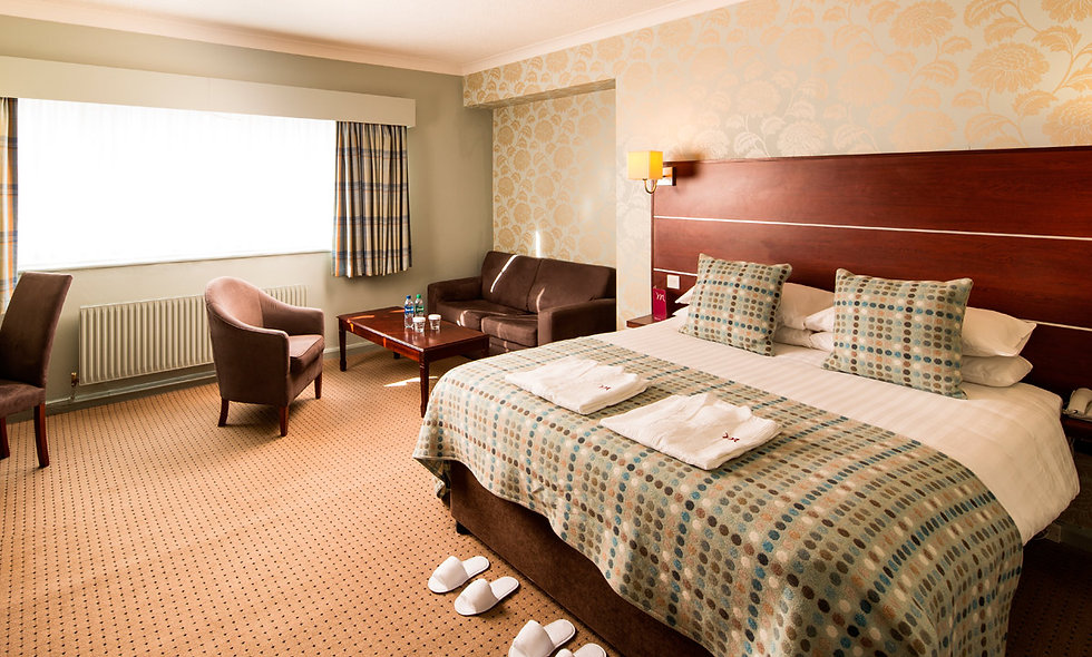 Two Night Break for Two at the Mercure Leicester