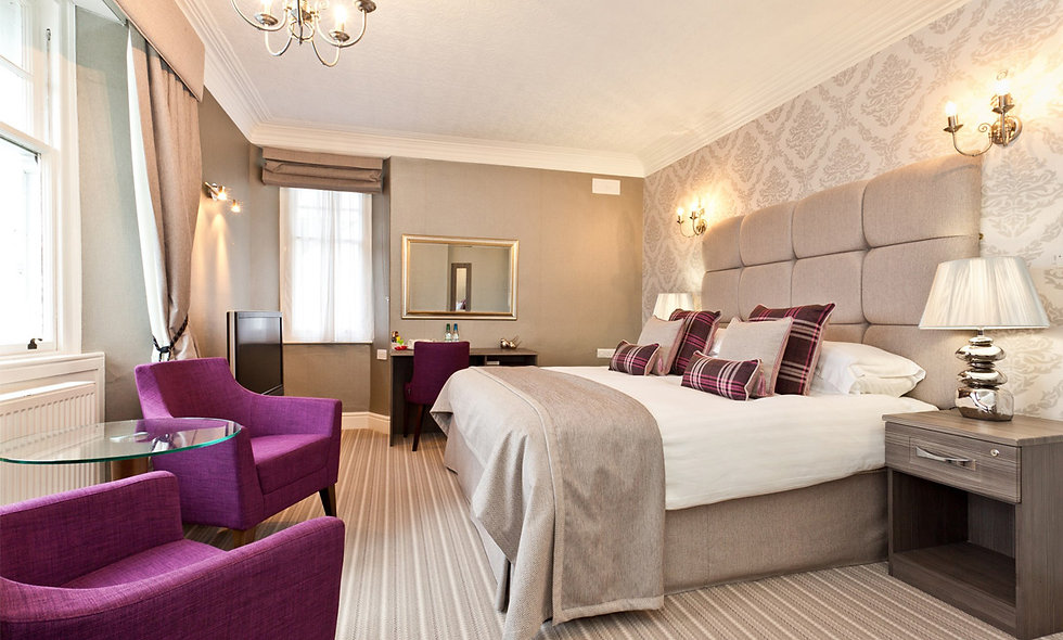 One Night Romantic Luxury Lake District Escape for Two
