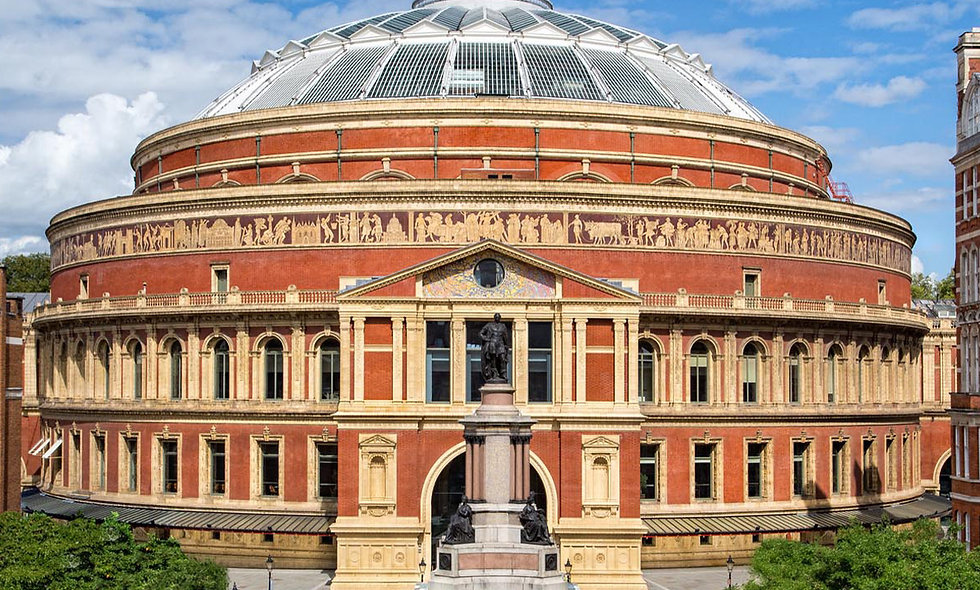 Royal Albert Hall Tour and Afternoon Tea for Two, London