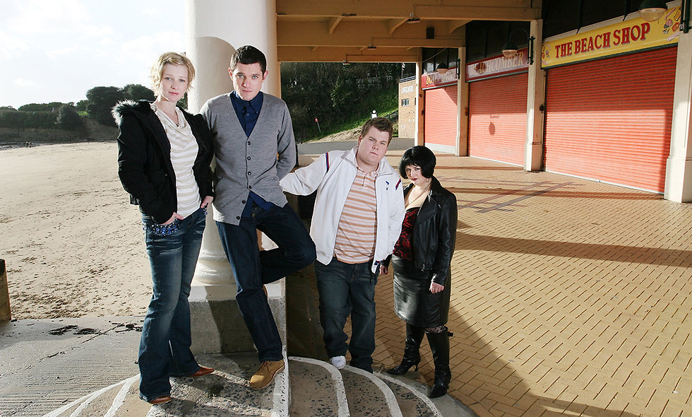Gavin and Stacey Tour for Two