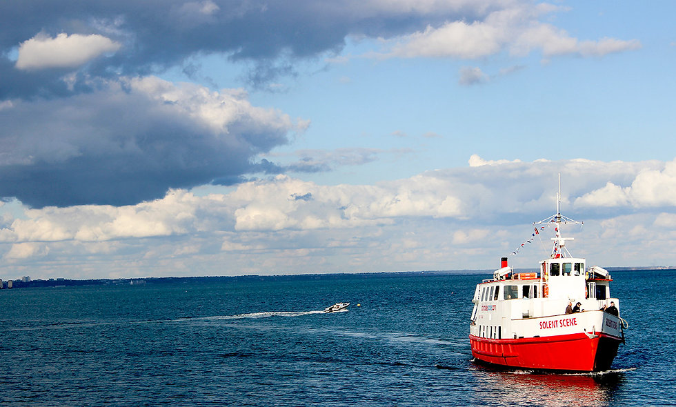 Poole Jurassic Coastal Cruise for Two