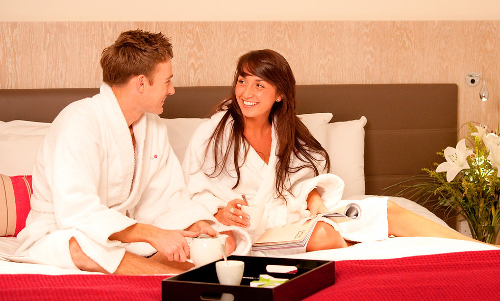 One Night Bed and Breakfast for Two at The Lifehouse Spa