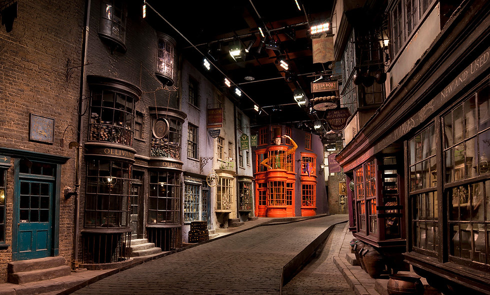 Warner Bros. Studio Tour London ' The Making of Harry Potter