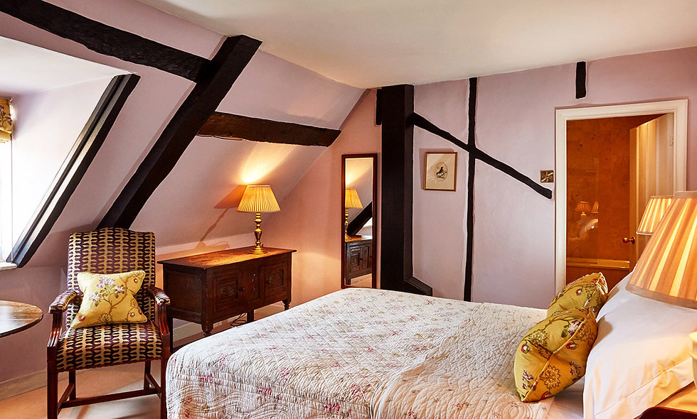 One Night Spa Escape for Two at the Spread Eagle Hotel