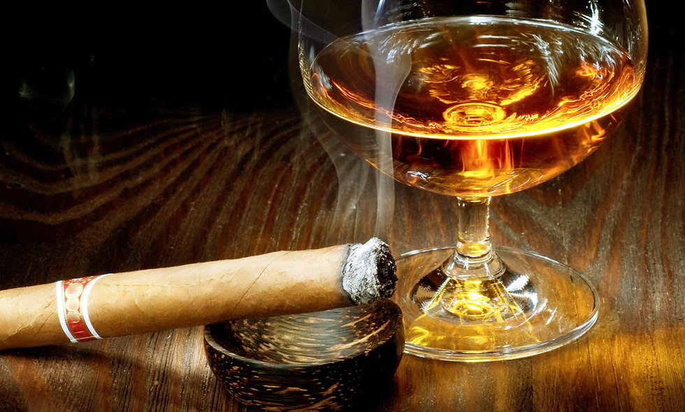 Cigar and Whisky Masterclass for Two at Hotel Xenia