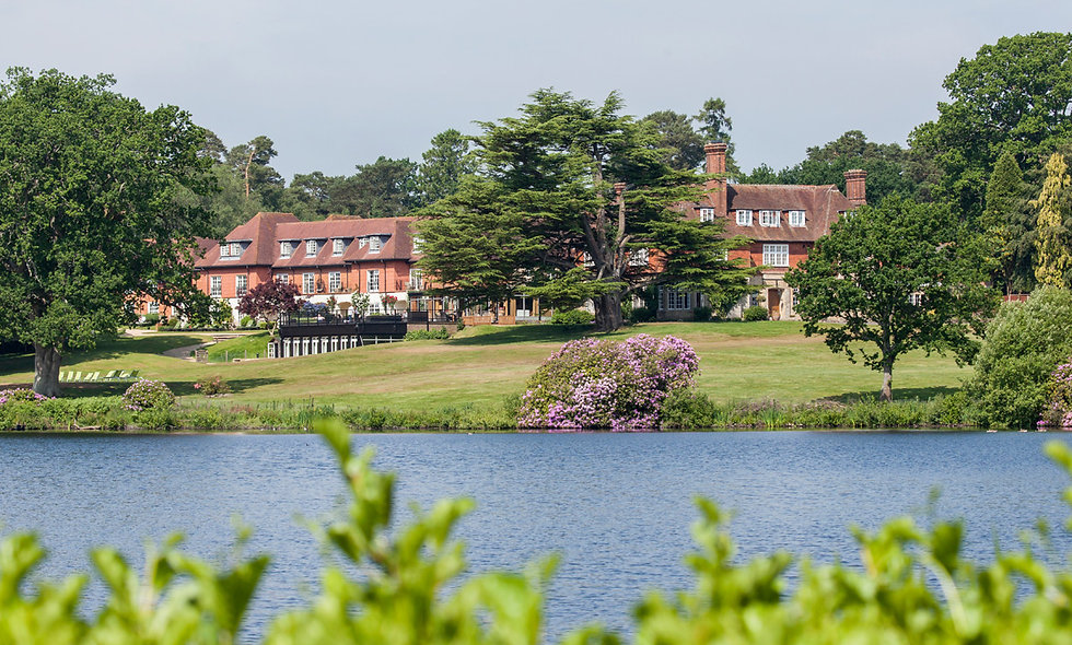 Champneys Essential Spa Day with Lunch at Forest Mere