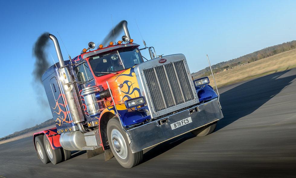 American Movie Truck Drive