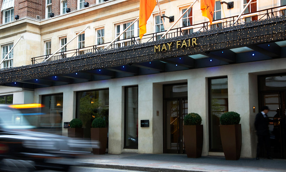 One Night Break for Two at the Luxury 5* May Fair Hotel,London